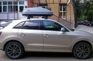Автобокс THULE Touring 100 S