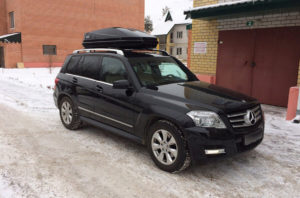 Автобокс THULE Touring 780 L