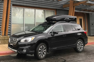 Автобокс THULE Motion XT XL