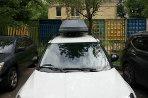 Автобокс THULE Touring 200 M