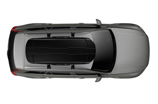 Вид THULE Motion XT XL сверху